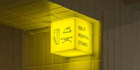 レンタル部屋備品イメージ